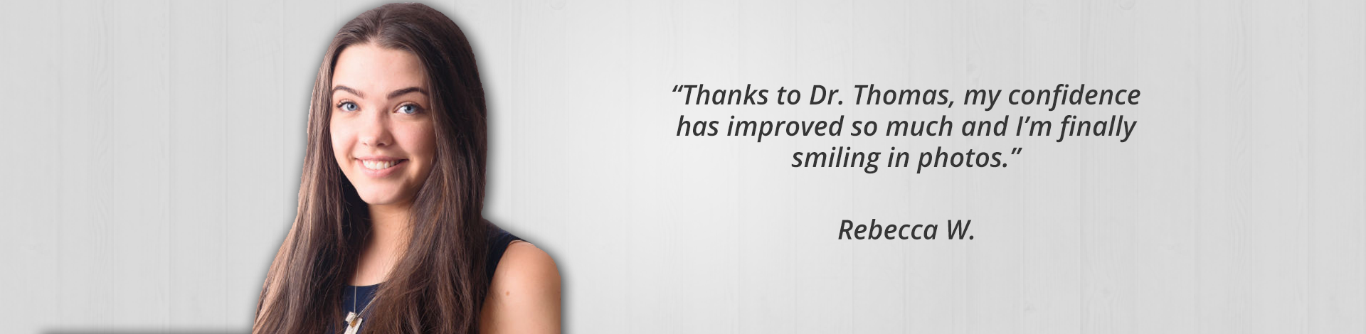 Rebecca Likers Her Cosmetic Dentistry Work
